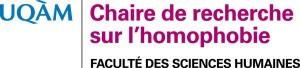 logo Chaire Rech sur l'homophobie